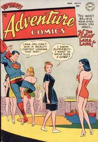 Cover Thumbnail for Adventure Comics (DC, 1938 series) #174