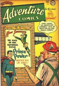 Cover Thumbnail for Adventure Comics (DC, 1938 series) #175