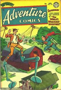 Cover Thumbnail for Adventure Comics (DC, 1938 series) #179
