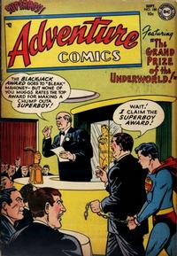 Cover Thumbnail for Adventure Comics (DC, 1938 series) #180