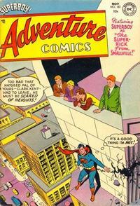 Cover Thumbnail for Adventure Comics (DC, 1938 series) #182