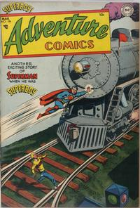 Cover Thumbnail for Adventure Comics (DC, 1938 series) #186