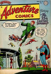Cover Thumbnail for Adventure Comics (DC, 1938 series) #187