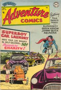 Cover Thumbnail for Adventure Comics (DC, 1938 series) #190