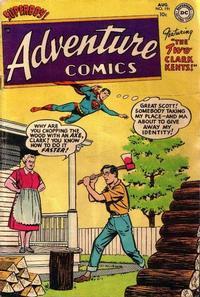Cover Thumbnail for Adventure Comics (DC, 1938 series) #191