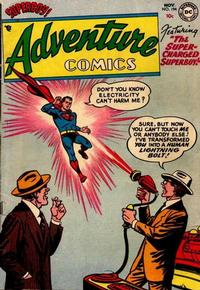 Cover for Adventure Comics (DC, 1938 series) #194
