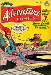 Cover Thumbnail for Adventure Comics (DC, 1938 series) #195