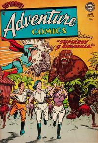 Cover Thumbnail for Adventure Comics (DC, 1938 series) #196