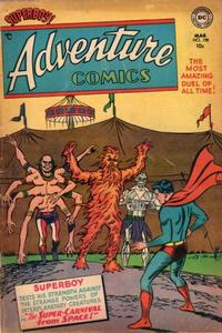 Cover Thumbnail for Adventure Comics (DC, 1938 series) #198