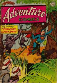 Cover Thumbnail for Adventure Comics (DC, 1938 series) #200