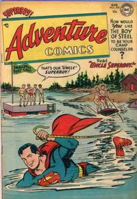 Cover Thumbnail for Adventure Comics (DC, 1938 series) #203