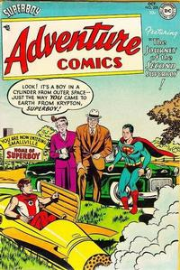 Cover Thumbnail for Adventure Comics (DC, 1938 series) #205