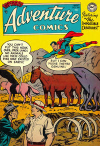 Cover Thumbnail for Adventure Comics (DC, 1938 series) #206