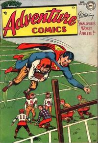 Cover Thumbnail for Adventure Comics (DC, 1938 series) #207