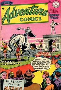 Cover Thumbnail for Adventure Comics (DC, 1938 series) #209