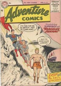 Cover Thumbnail for Adventure Comics (DC, 1938 series) #223