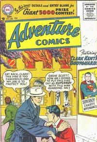 Cover Thumbnail for Adventure Comics (DC, 1938 series) #228