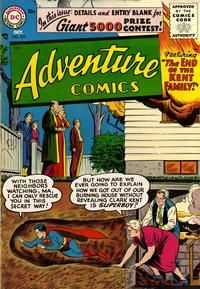 Cover Thumbnail for Adventure Comics (DC, 1938 series) #229