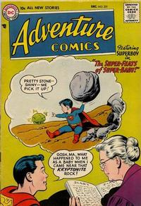 Cover Thumbnail for Adventure Comics (DC, 1938 series) #231