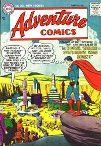 Cover Thumbnail for Adventure Comics (DC, 1938 series) #232