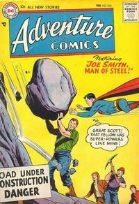 Cover Thumbnail for Adventure Comics (DC, 1938 series) #233