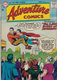 Cover Thumbnail for Adventure Comics (DC, 1938 series) #234