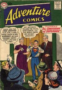 Cover Thumbnail for Adventure Comics (DC, 1938 series) #235