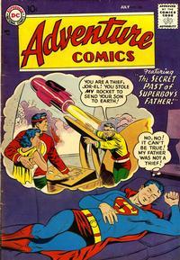 Cover Thumbnail for Adventure Comics (DC, 1938 series) #238