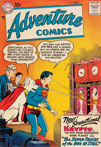 Cover Thumbnail for Adventure Comics (DC, 1938 series) #239