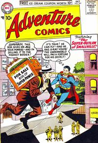 Cover Thumbnail for Adventure Comics (DC, 1938 series) #241