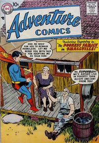 Cover Thumbnail for Adventure Comics (DC, 1938 series) #244