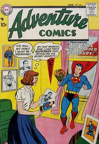 Cover Thumbnail for Adventure Comics (DC, 1938 series) #246