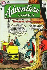 Cover Thumbnail for Adventure Comics (DC, 1938 series) #249