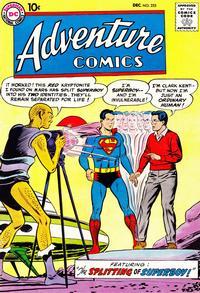 Cover Thumbnail for Adventure Comics (DC, 1938 series) #255