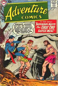 Cover Thumbnail for Adventure Comics (DC, 1938 series) #257