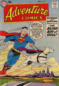 Cover for Adventure Comics (DC, 1938 series) #259