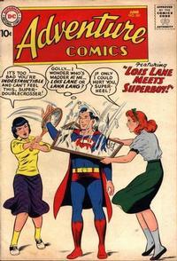 Cover Thumbnail for Adventure Comics (DC, 1938 series) #261