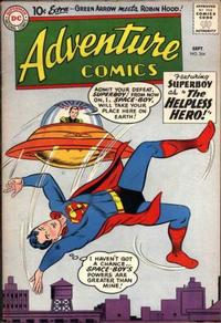 Cover Thumbnail for Adventure Comics (DC, 1938 series) #264