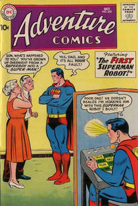 Cover Thumbnail for Adventure Comics (DC, 1938 series) #265