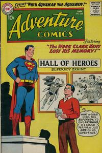 Cover Thumbnail for Adventure Comics (DC, 1938 series) #268