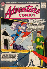 Cover Thumbnail for Adventure Comics (DC, 1938 series) #269