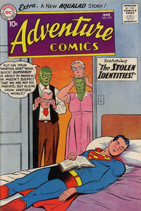 Cover Thumbnail for Adventure Comics (DC, 1938 series) #270