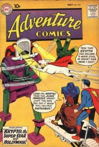 Cover Thumbnail for Adventure Comics (DC, 1938 series) #272