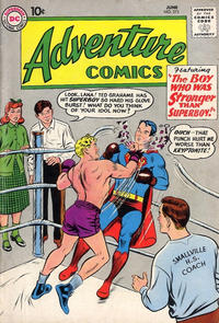 Cover Thumbnail for Adventure Comics (DC, 1938 series) #273
