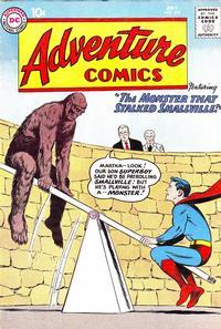 Cover Thumbnail for Adventure Comics (DC, 1938 series) #274