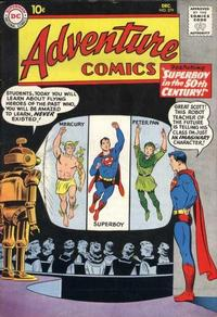 Cover Thumbnail for Adventure Comics (DC, 1938 series) #279