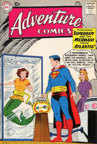 Cover Thumbnail for Adventure Comics (DC, 1938 series) #280
