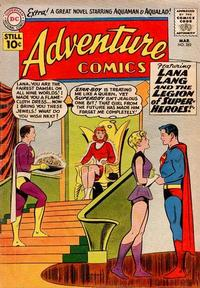 Cover Thumbnail for Adventure Comics (DC, 1938 series) #282