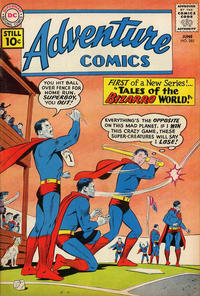 Cover Thumbnail for Adventure Comics (DC, 1938 series) #285
