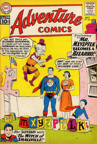 Cover Thumbnail for Adventure Comics (DC, 1938 series) #286